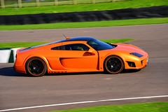 NOBLE M600 (dale hartrick) Tags: goodwood noble trackday m600 petersaywell noblem600