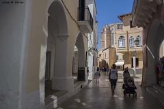 CARRER DE CIUTADELLA (Menorca, agost de 2015) (perfectdayjosep) Tags: menorca ciutadella balears illesbalears perfectdayjosep