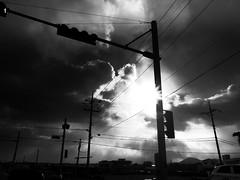 R0016671 (kenny_nhl) Tags: street city light shadow blackandwhite bw black monochrome dark blackwhite shot 28mm streetphotography surreal scene korea snap explore seoul visual ricoh provoke grd explored streephotography grd4 grdiv
