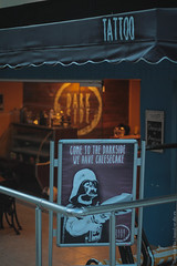 Star Wars Cafe in Antalya