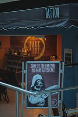 Star Wars Cafe in Antalya