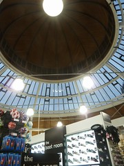 New and (not so) old at the Winter Gardens (bgiebabe) Tags: architecture ceiling dome torquay wintergardens