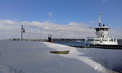 Dartmouth & Ferry (PrinedisleNeunswickNocotia) Tags: travel vacation holiday canada nova ferry boat harbour scotia halifax dartmouth