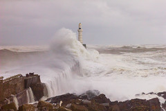 (roger g1) Tags: winter storm aberdeen northsea nigg