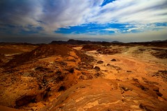 Timna-Park - Negev-Desert - Israel (Lior. L) Tags: park blue sky cloud mountains nature clouds canon landscape israel landscapes scenery colorful colours view desert sigma wideangle bluesky mount negev canondslr eilat wonderfulnature timna ultrawideangle negevdesert amazingnature sigma1020 timnapark greatscenery awesomenature canon600d canont3i canonkiss5 eilatmountainsnaturereserve timnaparknegevdesertisrael