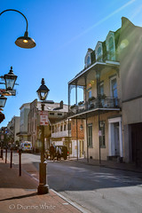 Streets of New Orleans (xTexAnne -SoDamnBusy!) Tags: road street urban architecture neworleans nikond7100 diannewhite