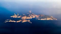 * (Timos L) Tags: morning blue sea sunrise airplane island flying dream aegean hellas panasonic greece g6 m43 micro43 1232mm timosl
