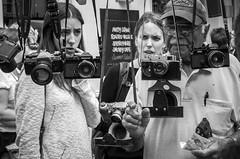 Choose Your Camera Wisely (maxgor.com) Tags: leica city uk england people urban blackandwhite streets london monochrome mono market unitedkingdom candid streetphotography leicacamera portobelloroad cameraporn portobellomarket rawstreets leicaxvario maxgor