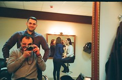 mirrorland (gcond) Tags: zorki friends portrait selfportrait film kodak rangefinder jupiter moldova vilage paralax filmphotography zorki4 filmisnotdead sovietcamera sovietlens allmanual singerei