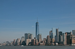 New York Skyline (Roelie Wilms) Tags: newyork skyline america wtc amerika