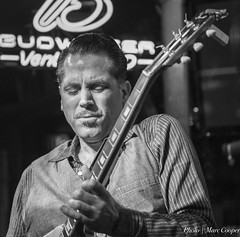 Bluesman Nico Duportal (MarcCooper_1950) Tags: musician music bar losangeles nikon livemusic blues performer lightroom tarzana d810 marccooper 2470mmf28nikon mauisugarmillsaloon cadillaczackbluesparty
