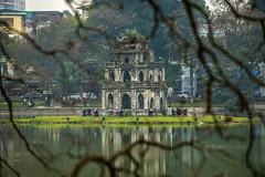Turtle Island (tatlmt) Tags: asia vietnam hanoi turtleisland hoankiemlake