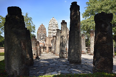 _THN4151 (TC Yuen) Tags: architecture thailand ruins asia southeastasia buddha unesco worldheritage norththailand ancientcapital