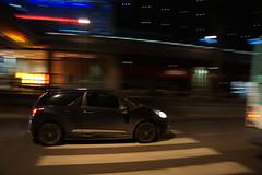 Fil motoris (gunan_1999) Tags: street black nuit urbain effetfil