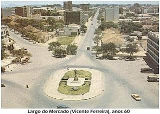 Nova Lisboa, Angola 1960