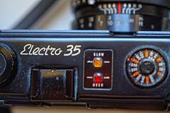 Electro 35 (fotocamere storiche) Tags: film electro gt 35 yashica pellicola yashicaelectro35gt fotografiaanalogica cameracollector collezionismofotografico fotocamerestoriche