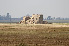 Straw Castle (NGF Photography) Tags: castle photography straw bales cambridgeshire ngf thorney