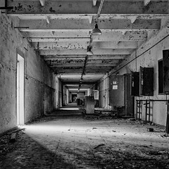 DugaKabelraum (naturalbornclimber) Tags: urban bw decay radiation nuclear ukraine hasselblad disaster medium format exploration bnw zone chernobyl exclusion urbex tschernobyl pripyat hasselblad503cx prypjat