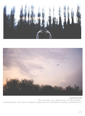 ILLUSION. (Catarina Incio.) Tags: camera light sunset portrait lake detail london forest project dark landscape photography hands nikon photographer photoshoot emotion diary details fear feel illusion conceptual delicate dreamer feelings d610 photosseries