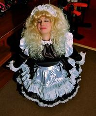 Angelic delusions (jensatin4242) Tags: sissy transvestite maid crossdresser petticoat sissymaid jensatin