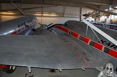 OH-VKU, 10042016, ILMAILUMUSEO, HELSINKI, KAR AIR, LODESTAR, 2 (39discovery) Tags: 2 helsinki lodestar karair ilmailumuseo ohvku 10042016