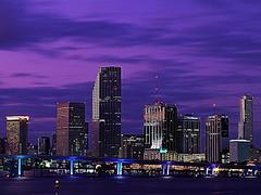 Miami Nights, Florida (pakdyziner) Tags: public creative free images common domain fifcu