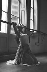 (Micaela Clemene) Tags: morning light ballet woman love window girl dance jump women natural classical poses firl sundy