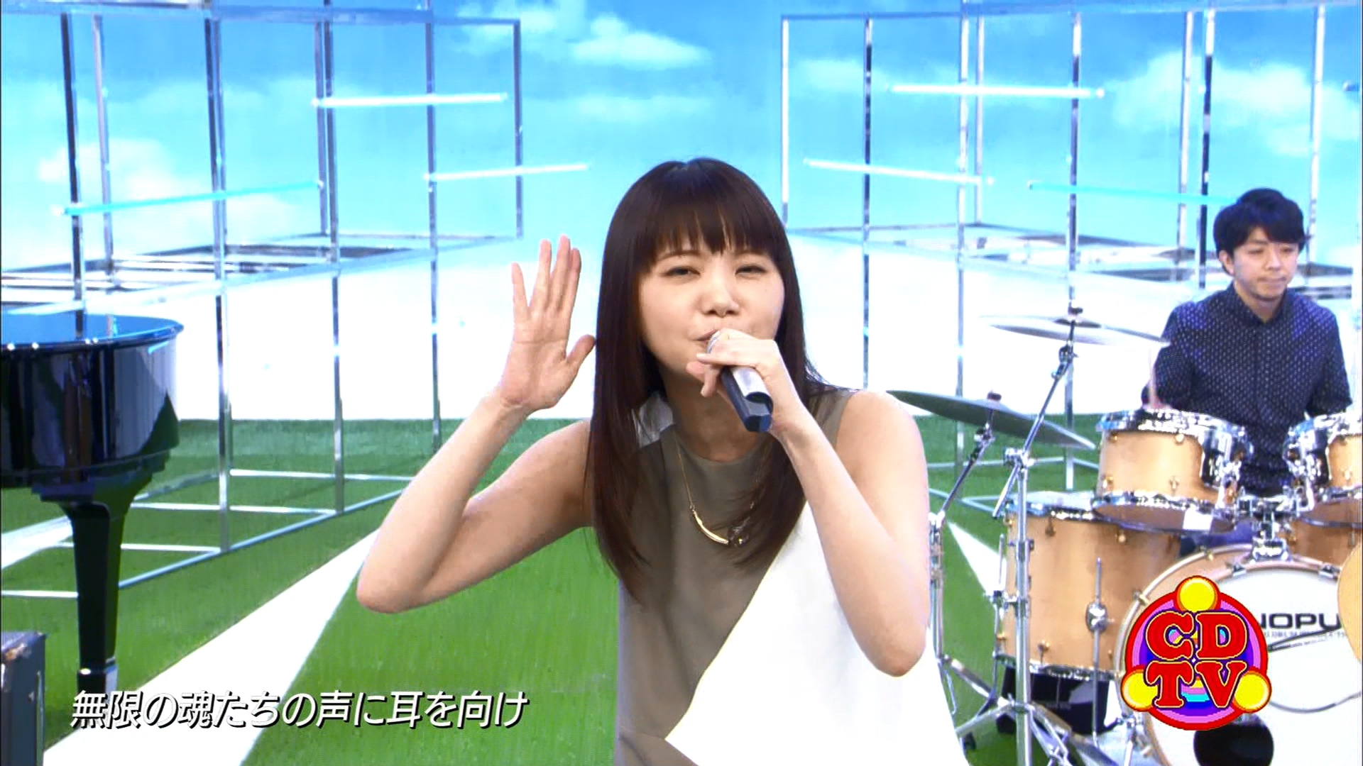 2016.03.19 いきものがかり - 翼(CDTV).ts_20160320_015042.467