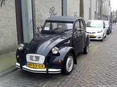 Citroën 2CV6 1985 (NP-53-GX) (MilanWH) Tags: citroën 2cv 1985 2cv6 np53gx