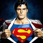 Superman (Alvaro-GL) Tags: dc retrato acero superheroe