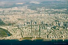 Tel Aviv (Chris Brady 737) Tags: street plaza city tower river israel telaviv mediterranean aviv aerial elad yarkon moshe kikar hamedina jabotinsky