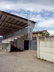 4) Tribuna Campo Sportivo in via Roma