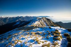 -21 (billlushana1) Tags: sunset mountain snow rock canon landscape outdoor sony taiwan  peaks  taroko hualien  tarokonationalpark  superwide hehuanshan ef1740mmf4lusm  mountain 14 100peaksoftaiwan taiwantop100peaks sonya7r