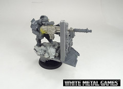Imperator Furiorka (whitemetalgames.com) Tags: road white max film metal painting movie miniatures nc painted north models mini games raleigh carolina service characters mad bosses commission fury minis orks wmg warboss obliterator cybork warbosses