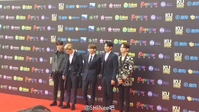 160329 SHINee @ 2016 KU Asia Music Awards' 26100989792_65e541aaf6_z