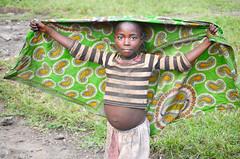 Kongo IV2016 5 (mateuszgasiski) Tags: world africa girl child problem hunger disease nutrition