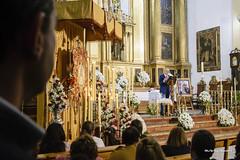 La escucha atenta (lvarez Bonilla) Tags: amigos noche interior iglesia lucena hermandad pregn