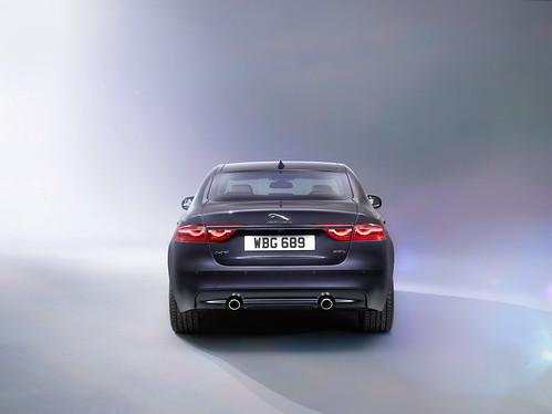 Jaguar XF Portfolio