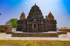 Shri Lakshmi Narasimha Temple, Nuggehalli (bikashdas) Tags: india bangalore hassan karnataka ind hoysala hoysalaarchitecture nuggehalli chanarayapatna shrilakshminarasimhatemplenuggehalli