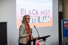Black Mist White Rain (International Campaign to Abolish Nuclear Weapons ) Tags: ban ican atomicbomb disarmament marshallislands nucleartesting nuclearweapons maralinga