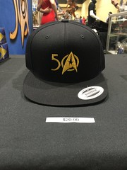 Star Trek 50th Hat