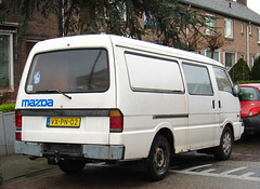 1998 Mazda E2200 Diesel (rvandermaar) Tags: diesel bongo 1998 mazda e2200 mazdabongo grijskenteken mazdae2200 sidecode5 vxpn02