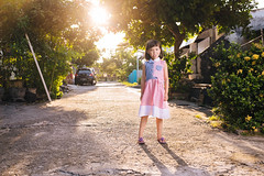 Alyzza (rifqi dahlgren) Tags: portrait cute girl tongue indonesia cheeky flare balikpapan strobist x100s