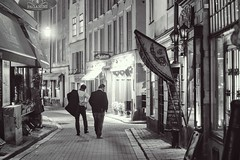 Gamla Stan at Night (Weekend Wayfarers) Tags: travel blackandwhite travelling architecture travels cityscape sweden stockholm exploring travellers cityscapes travellings swedish adventure explore gamlastan nightscene traveling travelers travelblog nightpicture nightscenes travelphotography nightpictures travelphotographer travelblogs travelblogger travelings travelbloggers travelphotographers travelblogging weekendwayfarers
