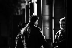 Me (Carmen Auriemma) Tags: venice light people white black me canon different looking gente communication comunicazione persone variety overexposure emotions venezia bianco nero luce myeyes interaction dialog 6d diverso observing emozioni dialogo guardare osservare communicating interazione sovraesposizione differente variet imieiocchi eterogeneo