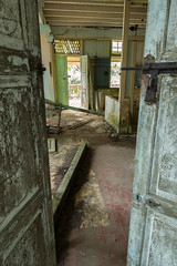 Abandoned home, Penang Hill (tik_tok) Tags: sea house building abandoned asia southeastasia empty colonial malaysia mansion penang derelict penanghill edgecombe pilaupinang