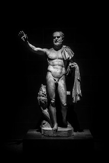 Inconnu dit Pupien (Serie Estatuas del Louvre) Explored 16/04/2016