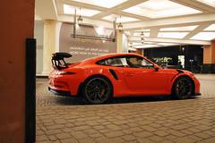 Porsche 991 GT3 RS (R_Simmerman Photography) Tags: orange marina mall hotel spring dubai boulevard walk garage united parking main uae entrance emirates khalifa arab porsche saudi kuwait abu dhabi rs qatar burj supercars valet combo 991 gt3 jbr 2016 sportcars dubaicars hypercars carsofdubai