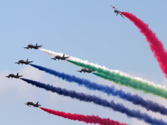MB-339 NAT   UAE Air Force (f1_mirage) Tags: al force air united uae nat days airshow emirates arab belgian kleine brogel mb339 fursan ebbl
