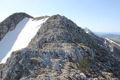 ultimo tiro (Roberto Tarantino EXPLORE THE MOUNTAINS!) Tags: 2000 natura neve montagna cima monti cresta passo sibillini cattivo altaquota vallinfante cannafusto